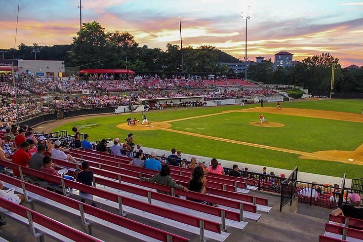 Yogi Berra Stadium, Montclair, NJ