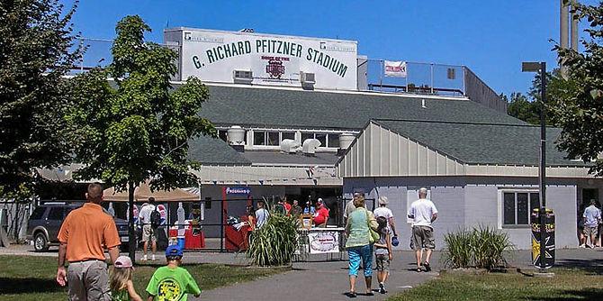 Pfitzner Stadium, Woodbridge VA
