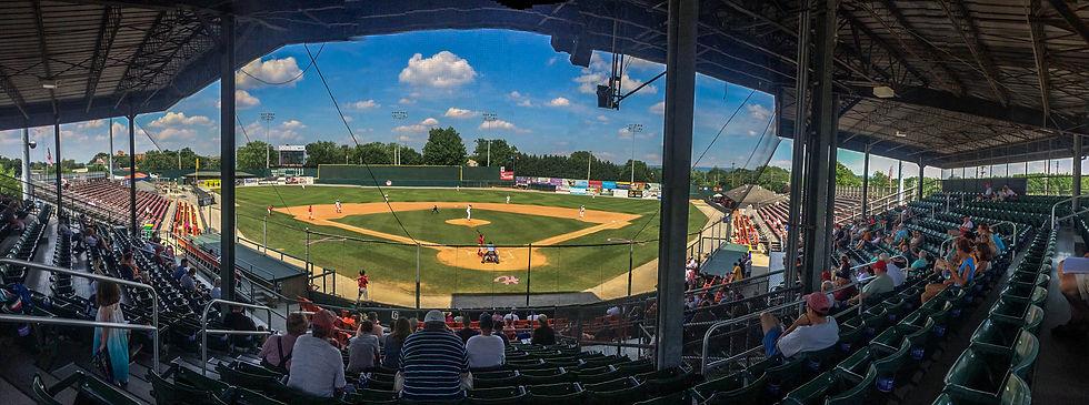 Municipal Stadium, Hagerstown, MD