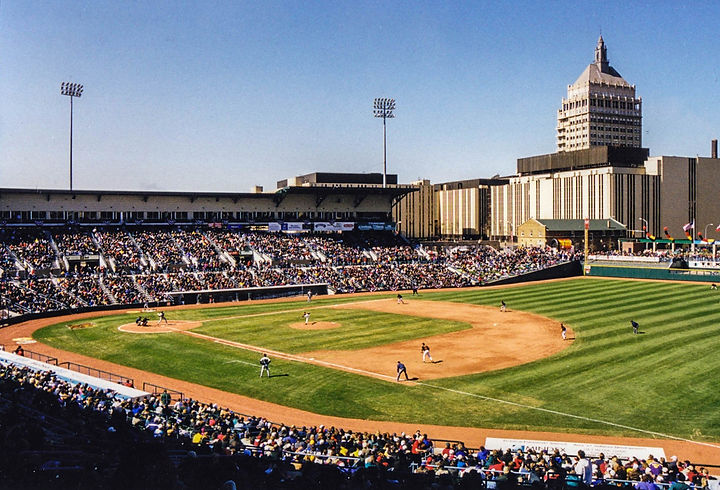 Frontier Field, Rochester, NY