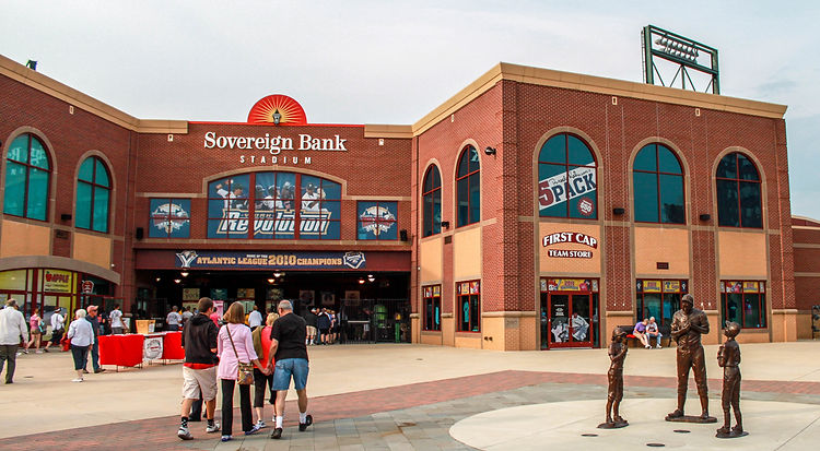 Sovereign Bank Stadium, York, PA
