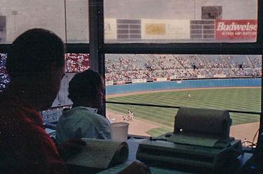 Arlington Stadium, Arlington, TX