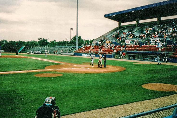 Fair Grounds Field, Shreveport, LA