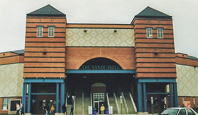 The Sandcastle, Atlantic City, NJ