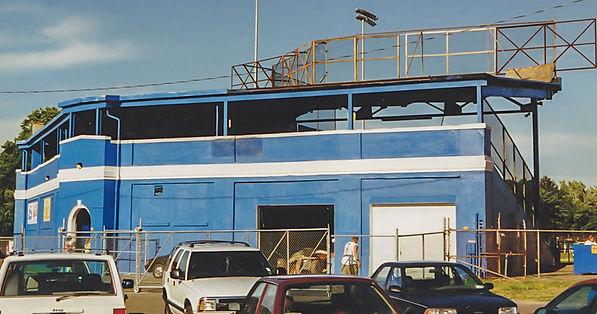 Delano-Hitch Stadium, Newburgh, NY