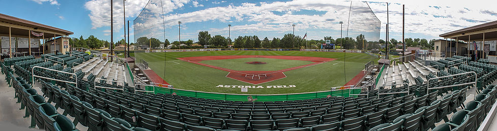 DCB&T Ballpark, Dickinson, ND