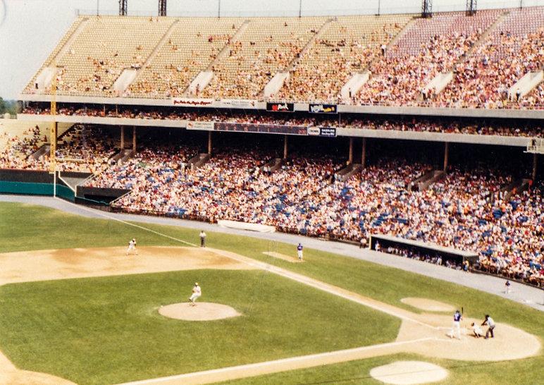 Memorial Stadium, Baltimore, MD