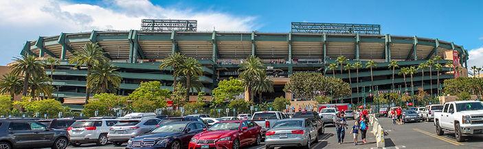 Angel Stadium, Anaheim, CA