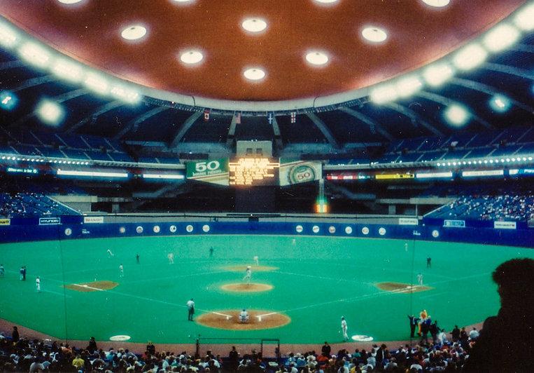 Olympic Stadium, Montreal, QC