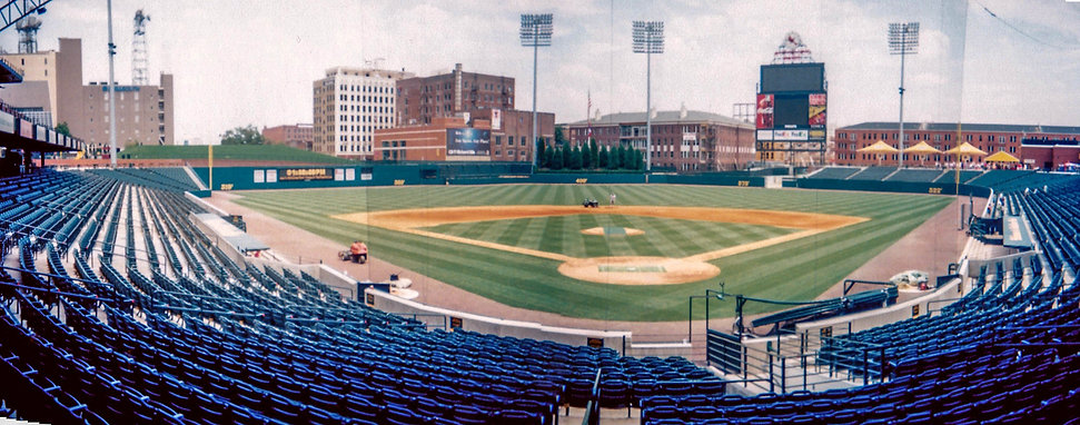 AutoZone Park, Memphis, TN