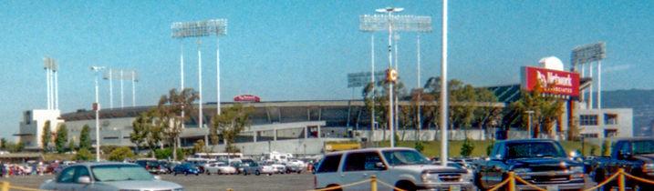 Oakland Coliseum, Oakland, CA
