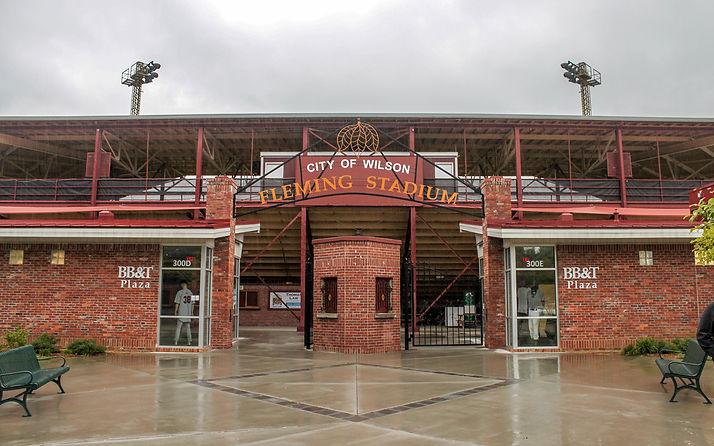 Fleming Stadium, Wilson, NC