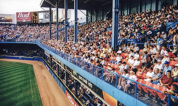 Tiger Stadium, Detroit, MI