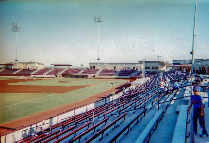 Foster Field, San Angelo, TX