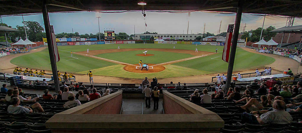 Bosse Field, Evansville, IN