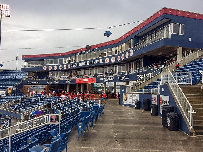 Salem Memorial Stadium, Salem, VA