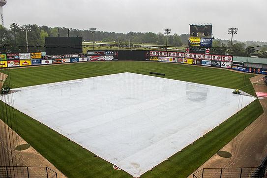 Five County Stadium, Zebulon, NC