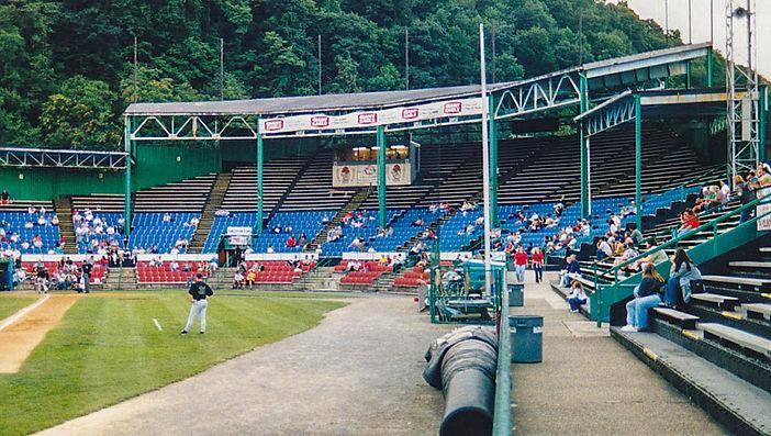 Point Stadium, Johnstown, PA