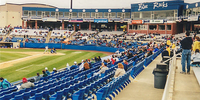 Frawley Stadium, Wilmington, MD