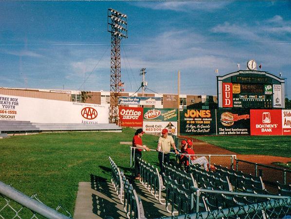 Ray Winder Field, Little Rock, AR