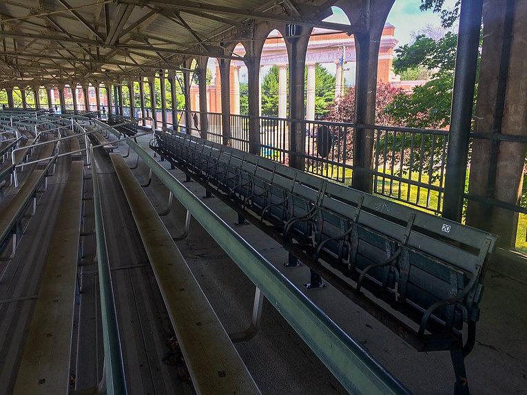 Yale Field, West Haven, CT