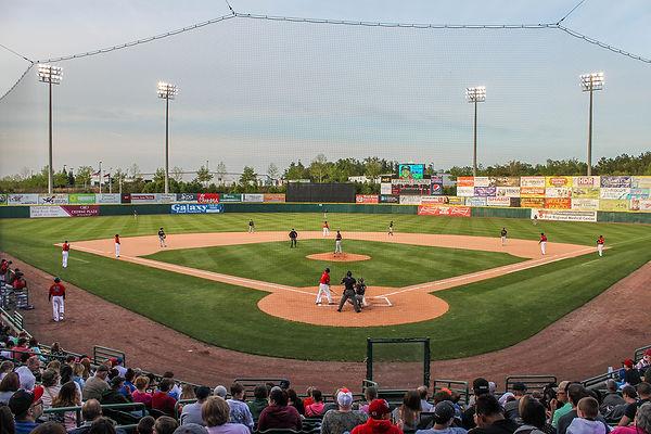 L.P. Frans Stadium, Hickory, NC
