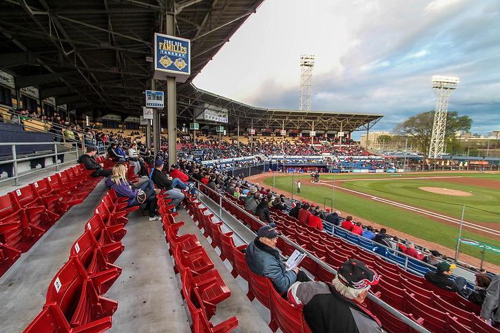Stade Canac, Quebec City, QC