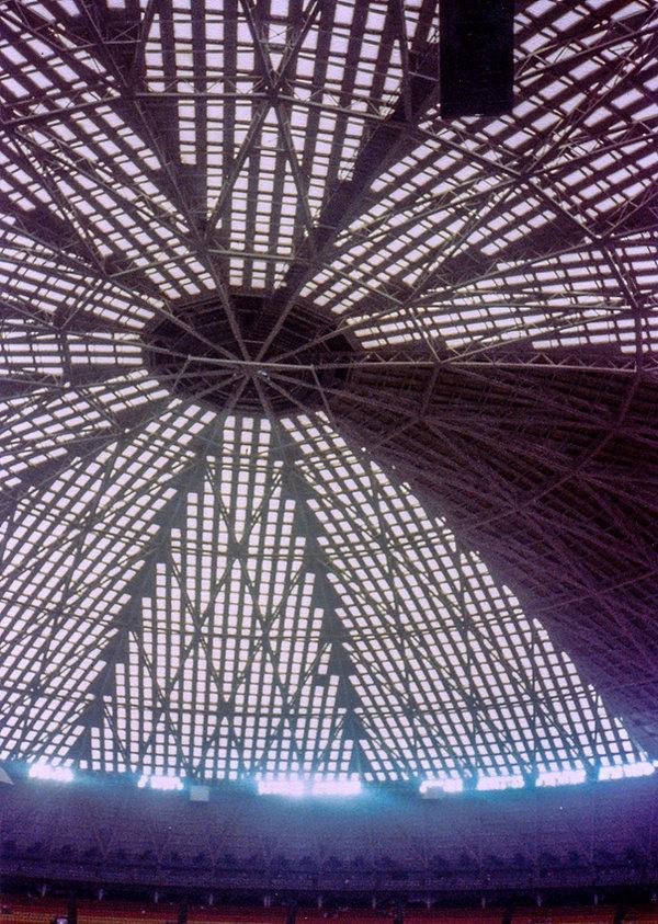 The Astrodome, Houston, TX