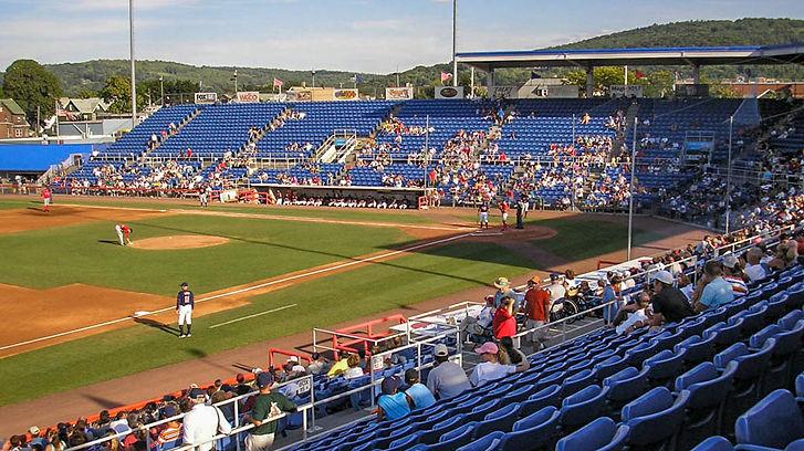 NYSEG Stadium, Binghamton, NY