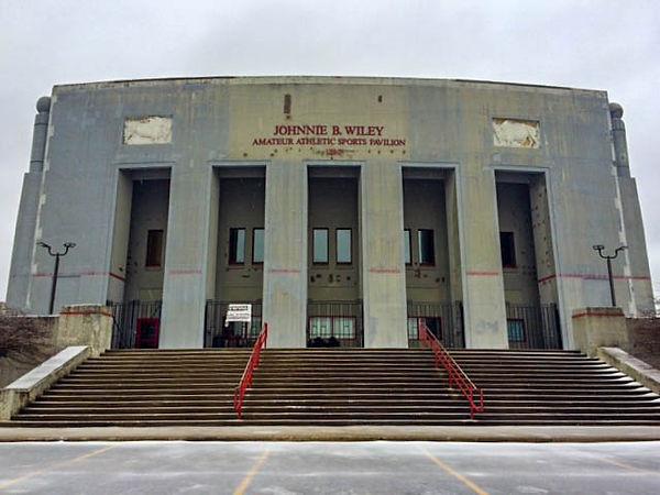 War Memorial Stadium, Buffalo, NY
