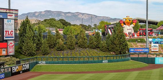 Isotopes Park, Albuquerque, NM
