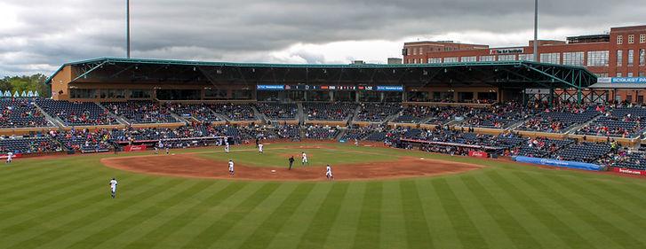 Durham Bulls Athletic Park, Durham, NC