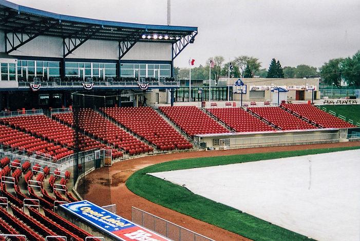Veterans Memorial Stadium, Cedar Rapids, IA