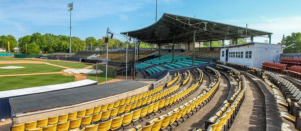 World War Memorial Stadium, Greensboro, NC