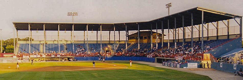 C.O. Brown Stadium, Battle Creek, MI