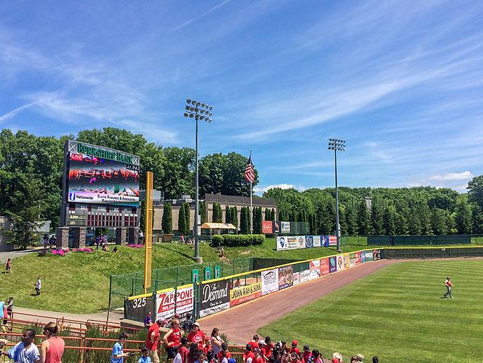 Joe Bruno Stadium, Troy, NY