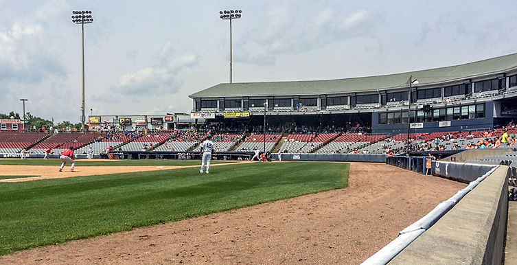 Dodd Stadium, Norwich, CT