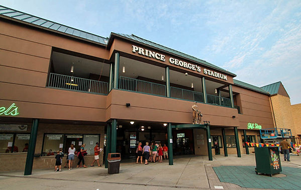 Prince George' Stadium, Bowie, MD
