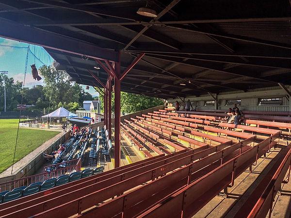 Wahconah Park, Pittsfield, MA
