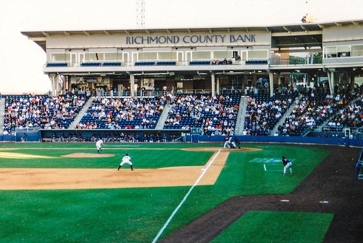 Richmond County Bank Ballpark, Staten Island, NY
