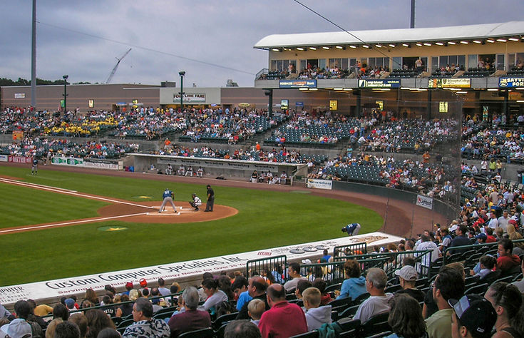 Bethpage Ballpark, Central Islip, NY