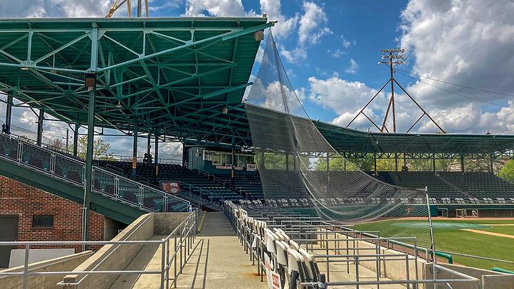 Grainger Stadium, Kinston, NC