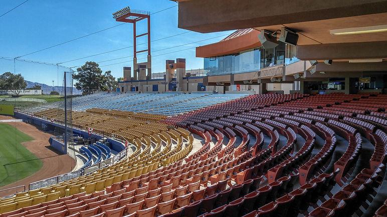 Cashman Field, Las Vegas, NV