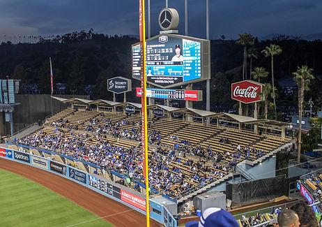 Dodger Stadium, Los Angeles CA