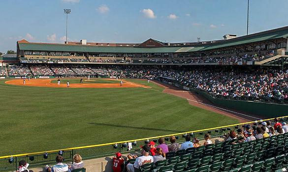Louisville Slugger Field, Louisville, KY
