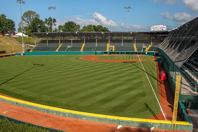 Lamade Stadium, South Williamsport, PA