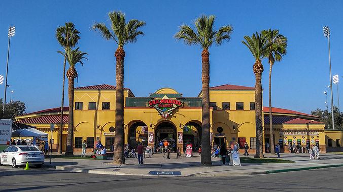 San Manuel Stadium, San Bernardino, CA