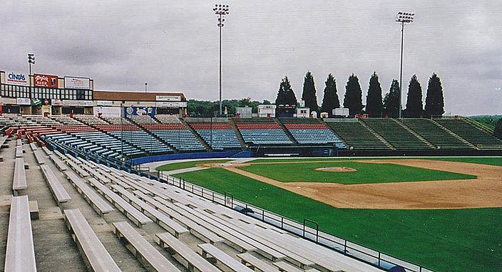 Greeville Municipal Stadium, Greenville, SC