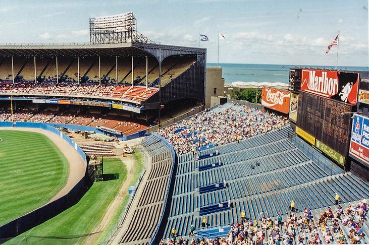 Cleveland Stadium, Cleveland, OH