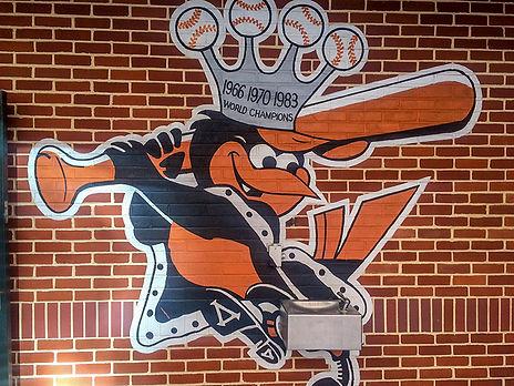 Camden Yards, Baltimore, MD